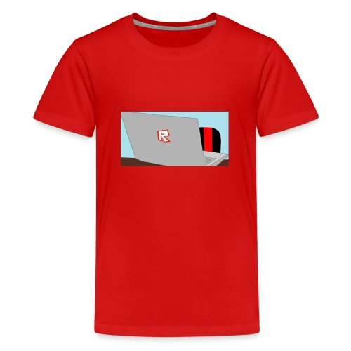 robloxian merch - Teenage Premium T-Shirt