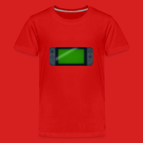 Gaming Seit Anfang an - Teenager Premium T-Shirt