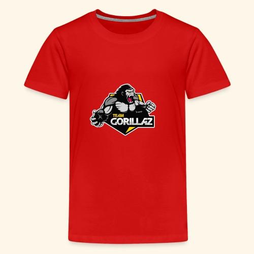 gorillaz - Teenage Premium T-Shirt