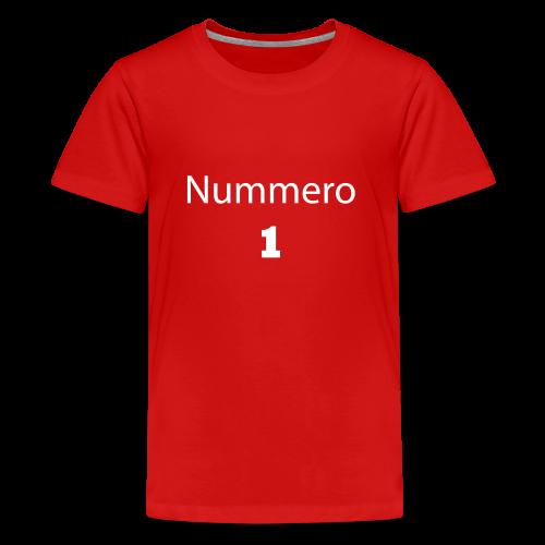 1 - Teenager Premium T-Shirt