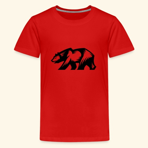 Grizzly Bear - Teenager Premium T-Shirt