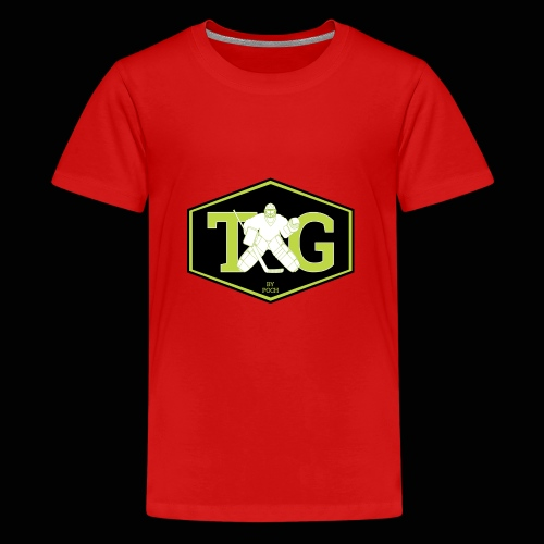 TG by Poch Off - T-shirt Premium Ado