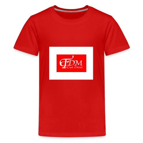 cut dem - Teenager Premium T-Shirt