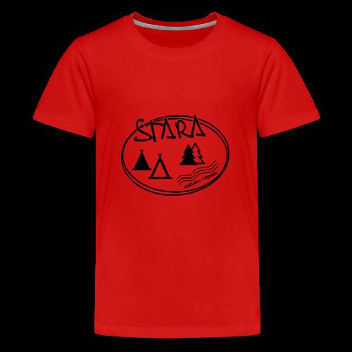 Stara Logo - Teenager Premium T-Shirt