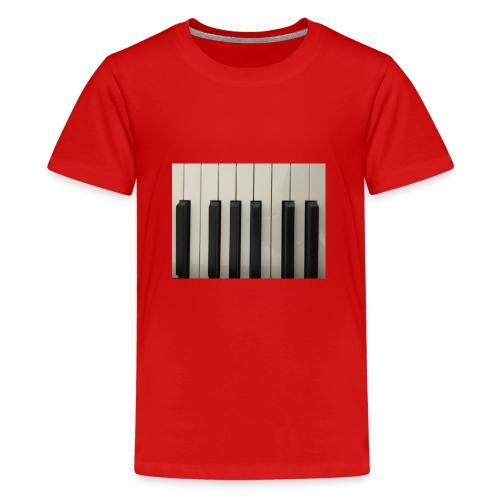 Piano T-Shirt - Teenager Premium T-Shirt