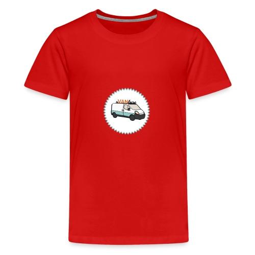 aVANture - T-shirt Premium Ado