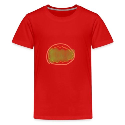 draw - Teenage Premium T-Shirt