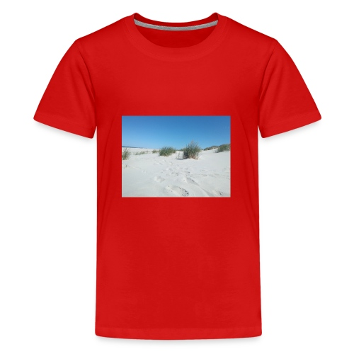 Strand - Teenager Premium T-Shirt