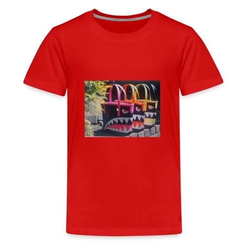 IMG 0035 - Teenager Premium T-shirt