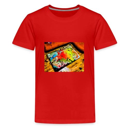 Love hope peace - Koszulka młodzieżowa Premium