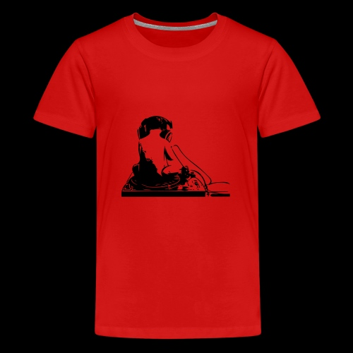 Next generation DJ - Teenage Premium T-Shirt