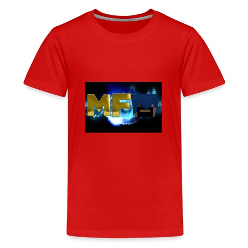 MFO Dupstep Gold Edition - Teenager Premium T-Shirt