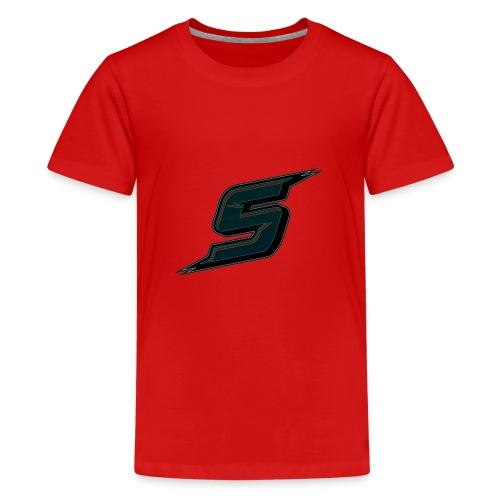Stripo Logo - Teenage Premium T-Shirt
