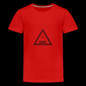 5nexx triangle - Teenager Premium T-shirt