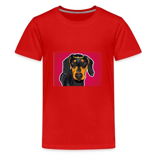 Hond - Teenager Premium T-shirt