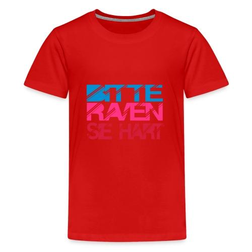 bitte raven - Teenage Premium T-Shirt