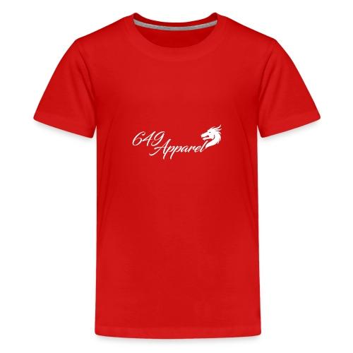 Mens T-Shirt - Teenage Premium T-Shirt