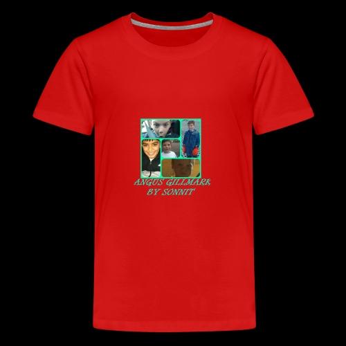 Limited Edition Gillmark Family - Teenage Premium T-Shirt