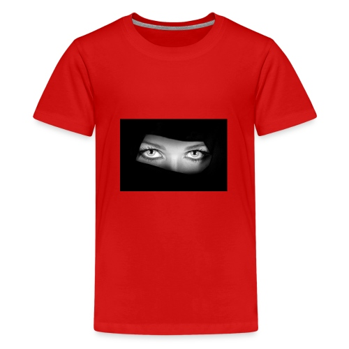 Beyond the veil - Teenage Premium T-Shirt