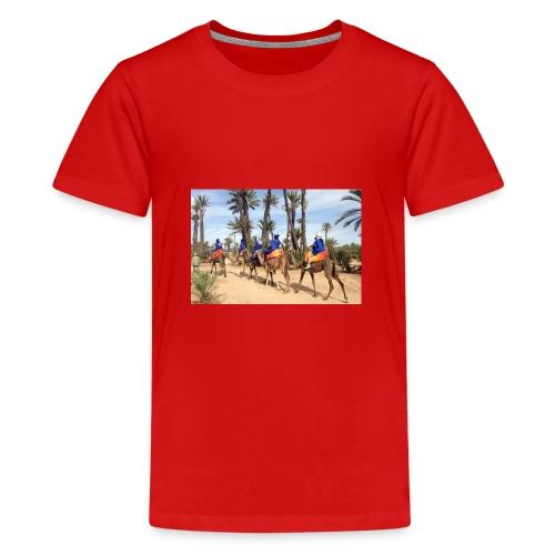 Marrakesh - Teenager Premium T-Shirt