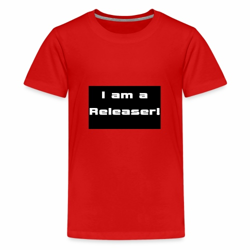 Releaser - Teenager Premium T-Shirt