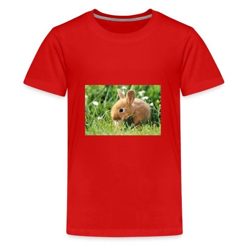 SWEET RABBIT - Premium-T-shirt tonåring