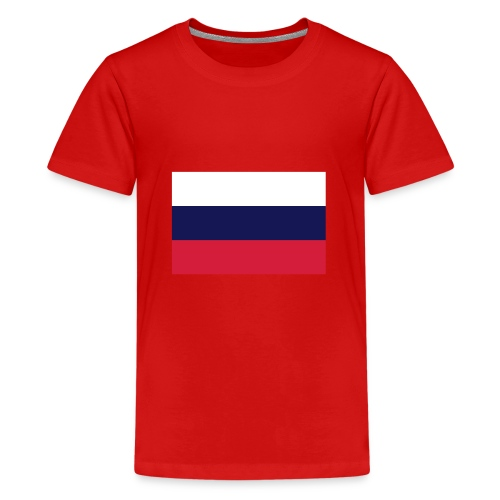 russia 26896 - Teenager Premium T-Shirt