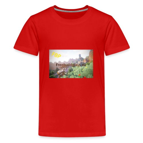 freebuildplays - Teenager Premium T-Shirt