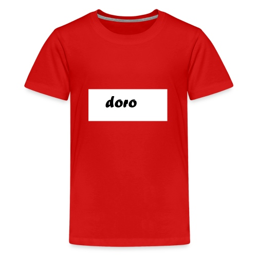 doro - Teenager Premium T-Shirt