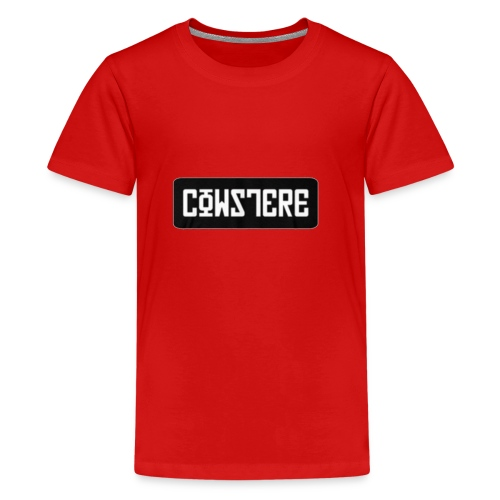 'CowsterE - Teenage Premium T-Shirt