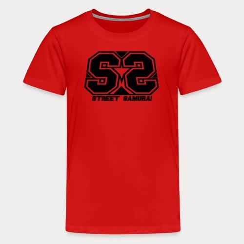 SS Streetsamurai STAR - Teenager Premium T-Shirt