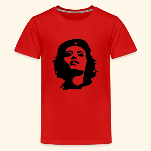 Revolutionärin Geschenk Idee Mythos - Teenager Premium T-Shirt