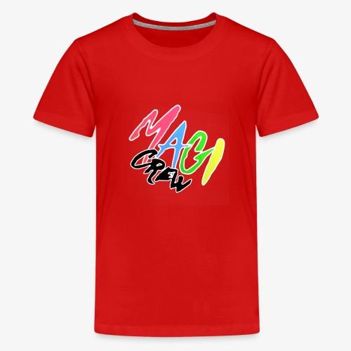 Magi Merch - Premium-T-shirt tonåring