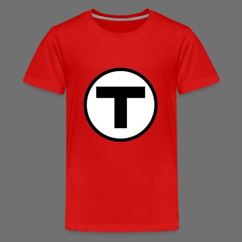 Tub3Zz - Premium T-skjorte for tenåringer