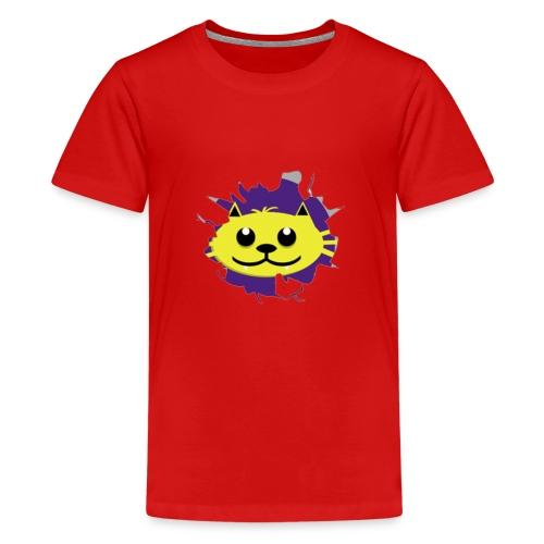 crack t - Teenage Premium T-Shirt