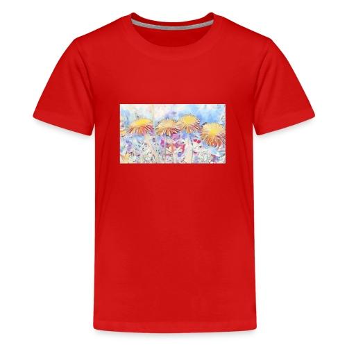 Pastellfarben - Teenager Premium T-Shirt