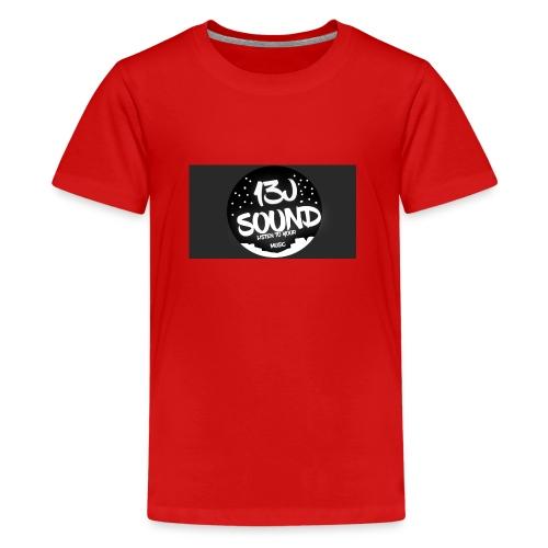 13J Sound hoodie - Teenage Premium T-Shirt
