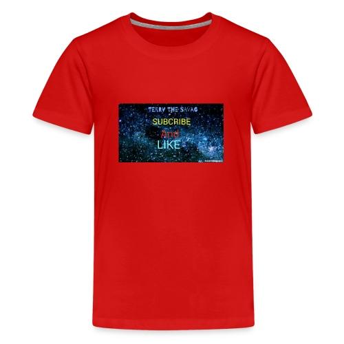 I made it my self - Teenage Premium T-Shirt