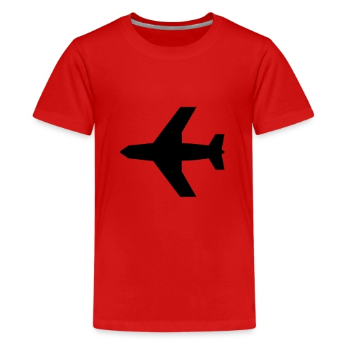 Looking fly - Teenage Premium T-Shirt