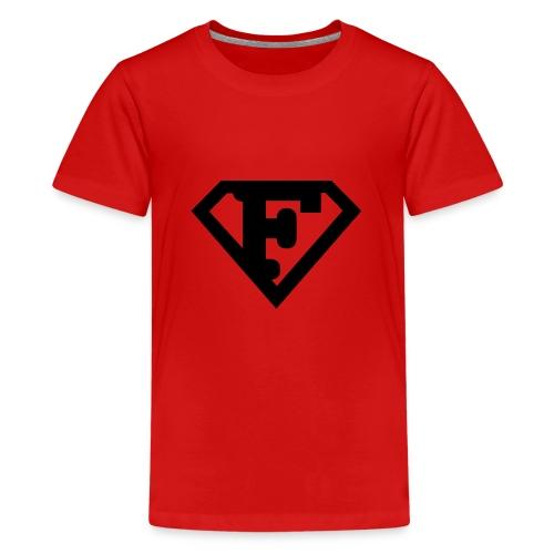 Firman Simply Black - Teenager Premium T-Shirt