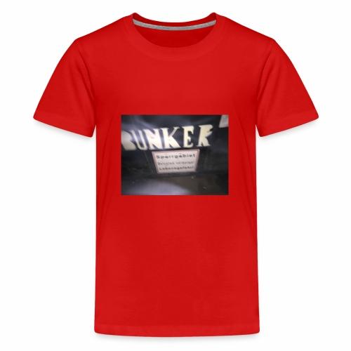 IMG 0336 - Teenager Premium T-Shirt