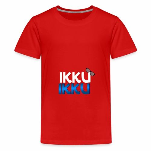 Ikku Ikku T-Shirt - Teenager Premium T-shirt