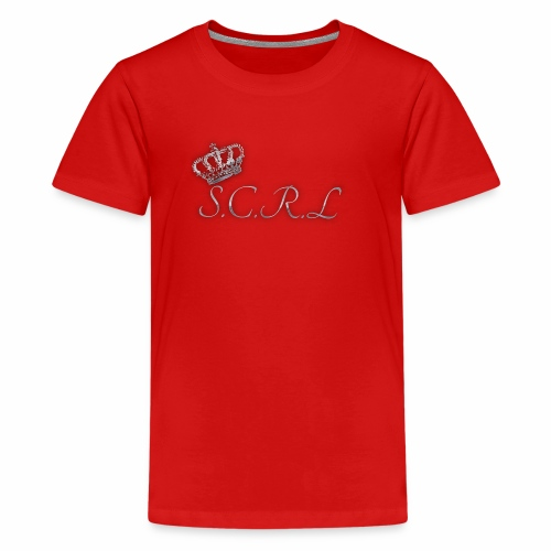 Superior Clothing Royalty Loyalty - Teenage Premium T-Shirt