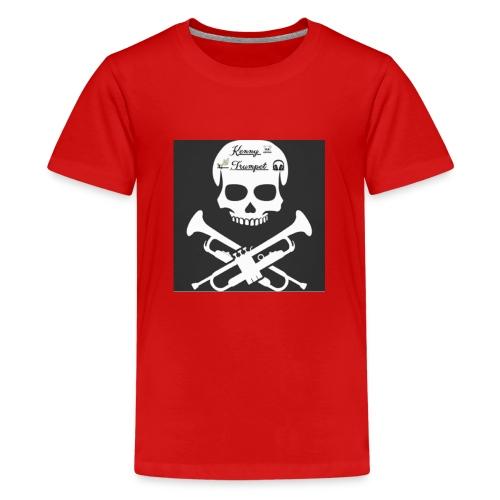Kenny-Trumpet - Teenager Premium T-Shirt