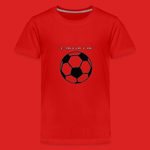 Goals - Teenage Premium T-Shirt