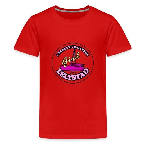 PCL girl - Teenager Premium T-shirt