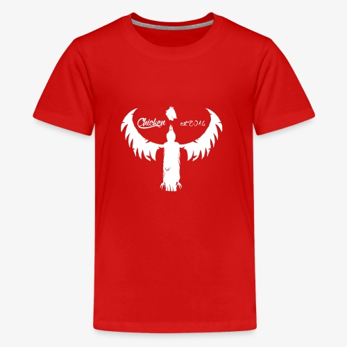 Rise of the Chicken - Teenager Premium T-Shirt