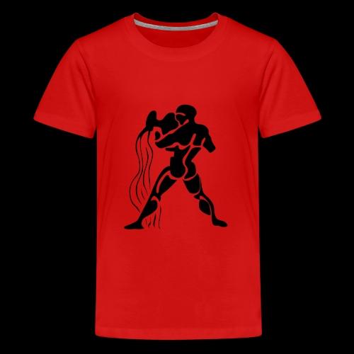 STERNZEICHEN WASSERMANN - Teenager Premium T-Shirt