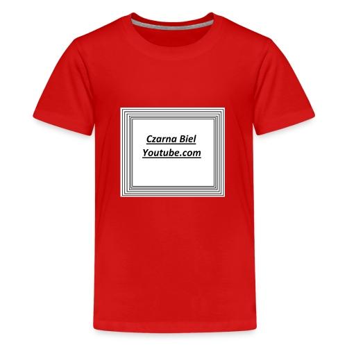 yt_cb - Koszulka młodzieżowa Premium