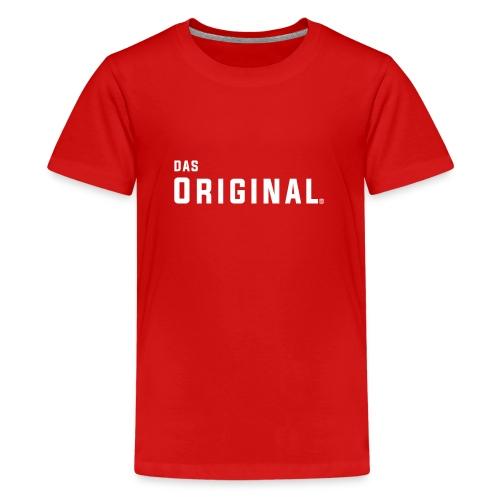 Das Orignal - Teenager Premium T-Shirt